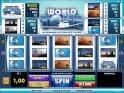 Casino slot machine World Tour