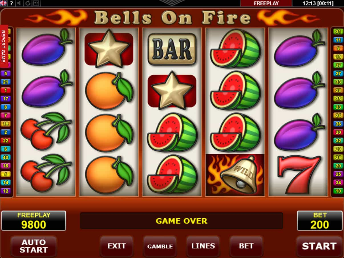 Best Slot Machine Fire Red