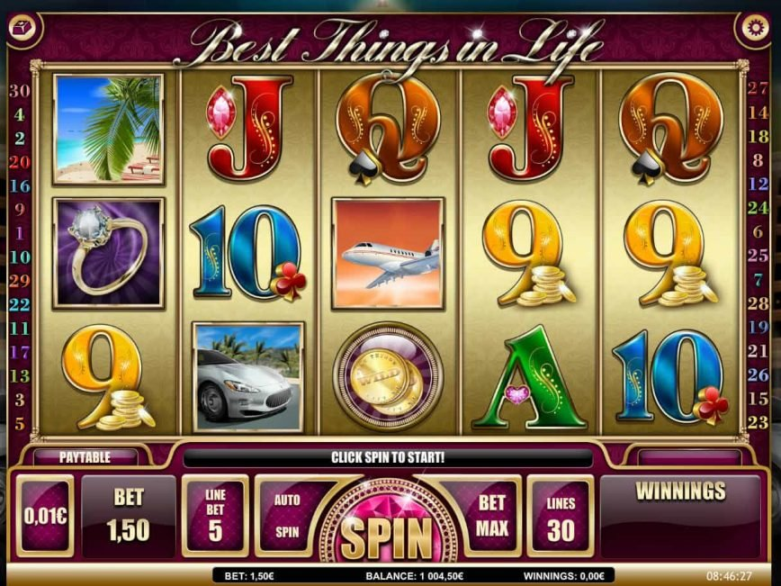 Online free slot Best Things in Life