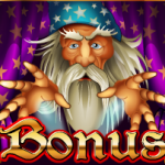 Bonus symbol from online free slot Bewitched