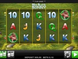 Slot machine online Big Buck Bunny no deposit