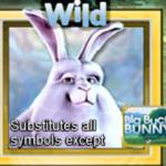 Simbol wild - Big Buck Bunny