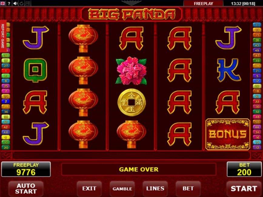 No download game Big Panda online