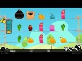 Spin free slot machine Birds on Wire online