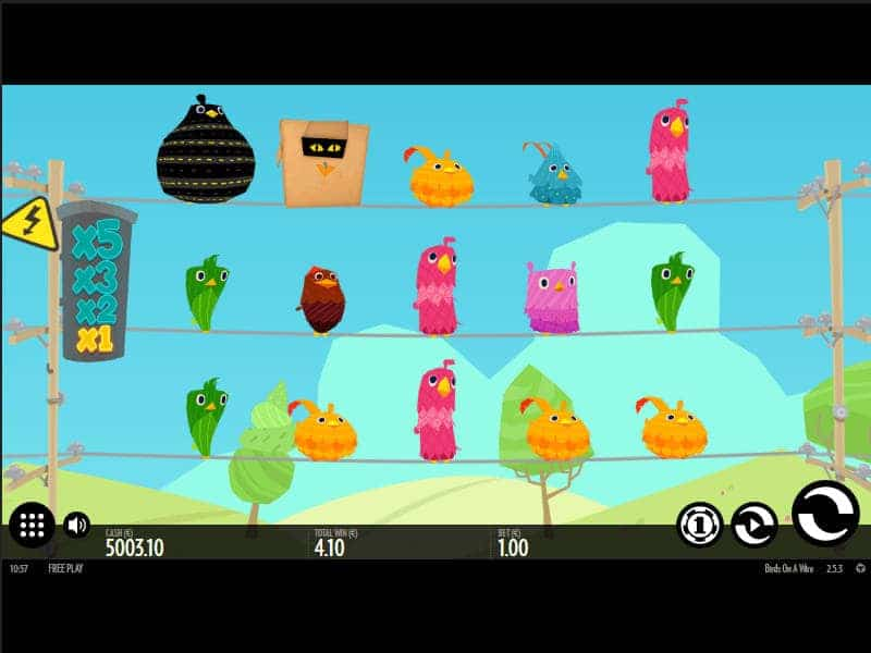 ▷ Birds on Wire™ Slot Machine - Play Free Online Game - Slotu.com