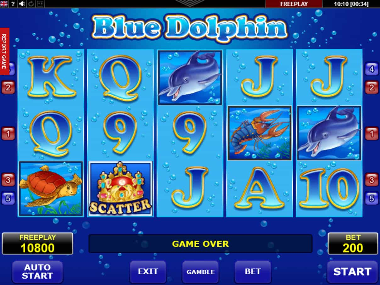 Nov 22, · Amatic has created fun for slot lovers by developing free Blue Dolphin online slot.The idea of an underwater world has once again been repeated in this game.The background is filled with water-blue color.5 reels are immersed under water with ocean inhabitants on them.This slot machine offers free bonus games%(50).Kale