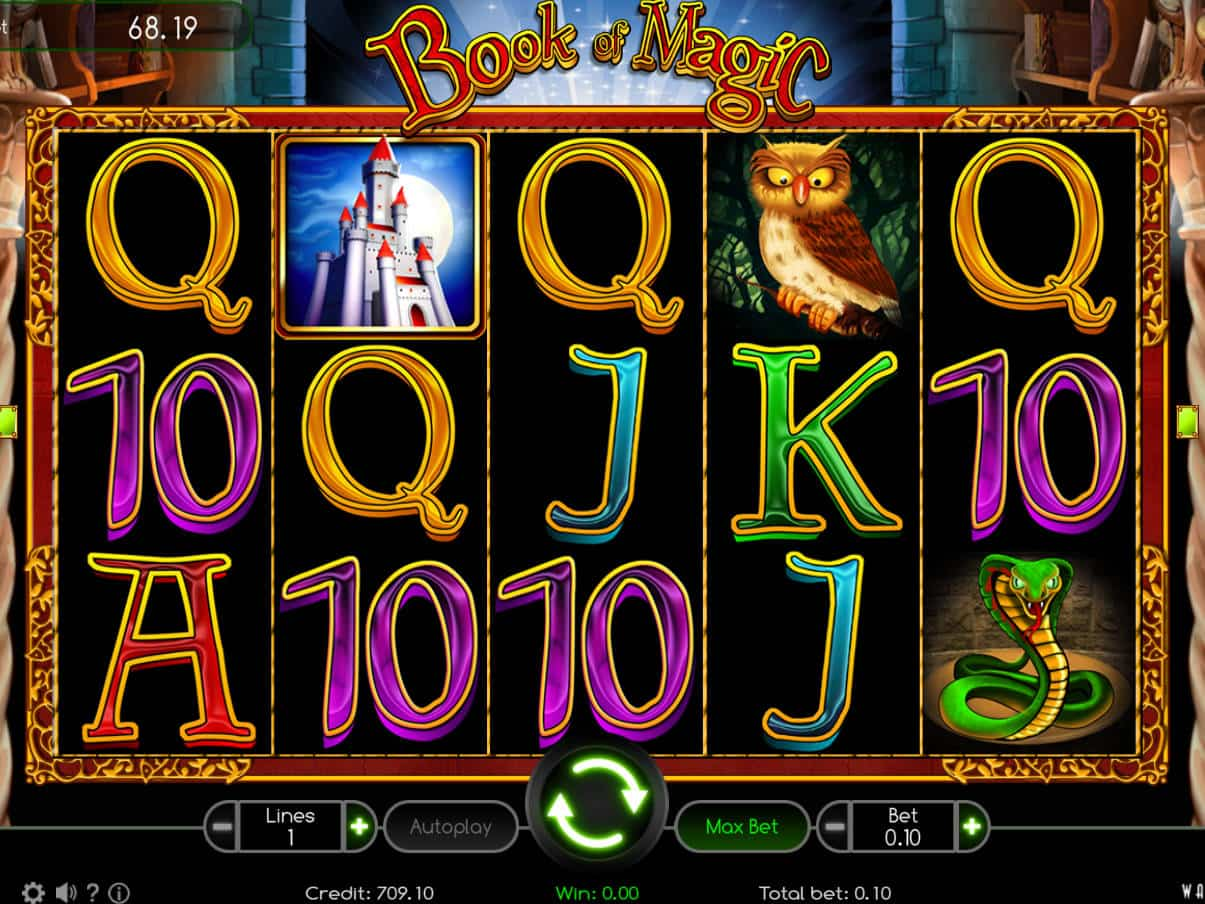 book of magic casino game