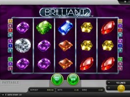 Online free slot machine Brilliant Sparkle