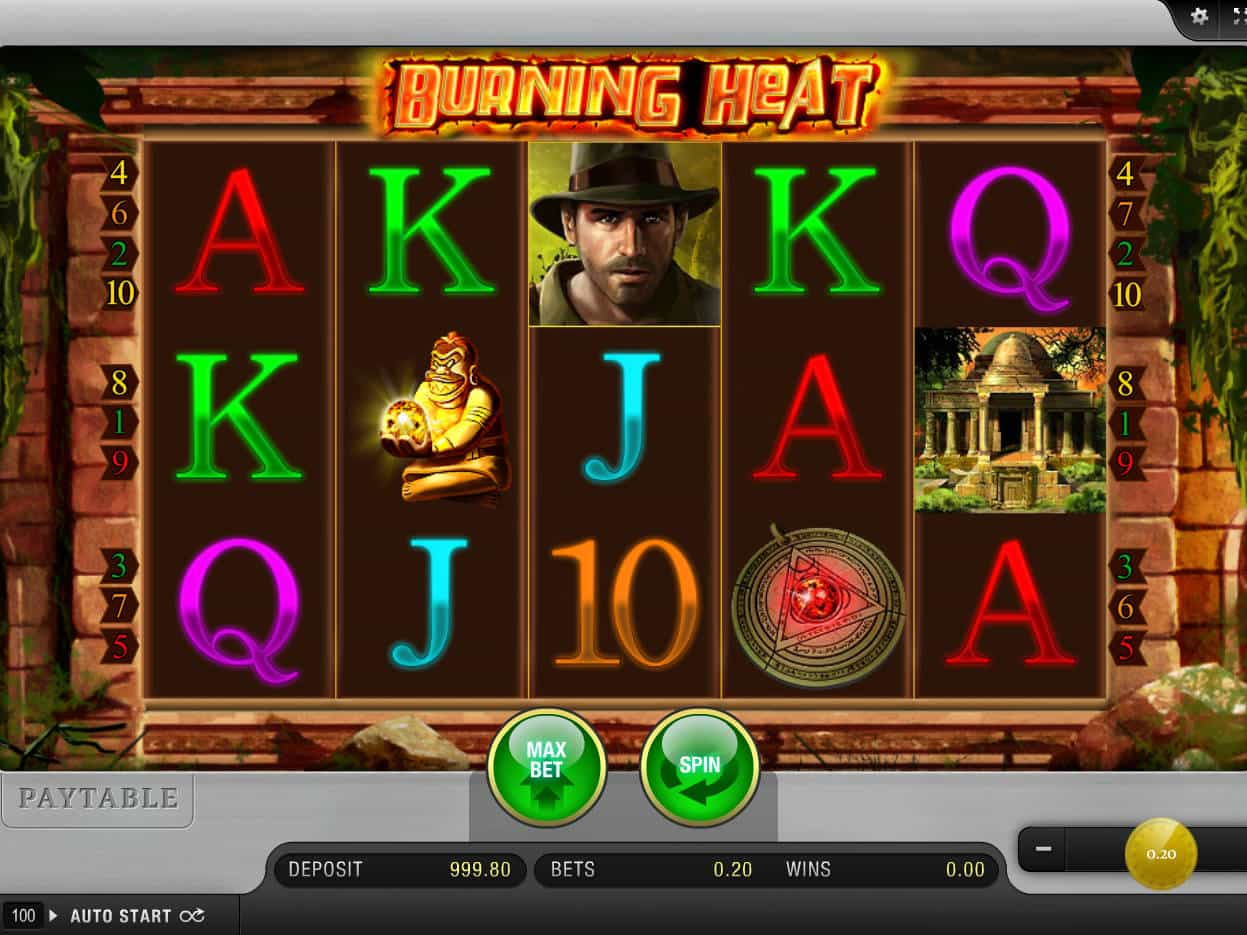 Spiele Burning Heat - Video Slots Online