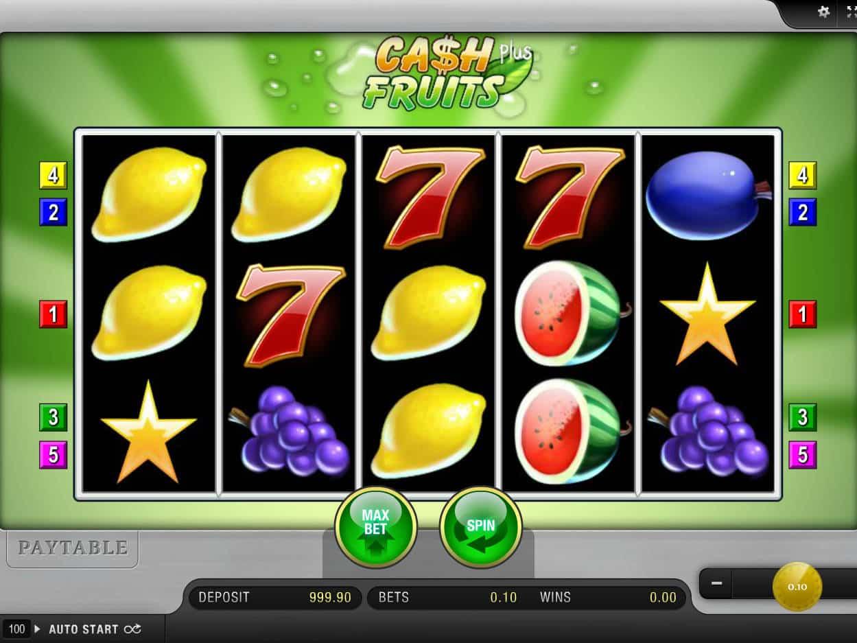 Spiele Cash Fruits Plus - Video Slots Online
