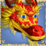 Scatter symbol from Chinese Dragon by Merkur