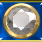 Scatter from online slot machine Cool Diamonds II