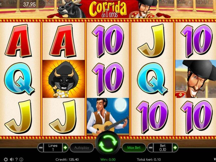 No download game Corida de Toros online