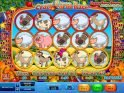 Play free online slot game Crazy Farm Race