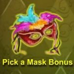 Bonus symbol of Festival Queens casino free game