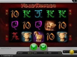 Play free casino slot First Dynasty