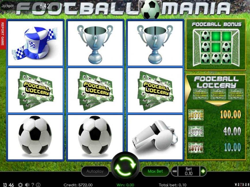 Football Mania Game