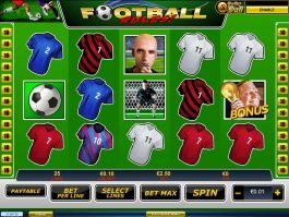 Play free casino game Football Rules