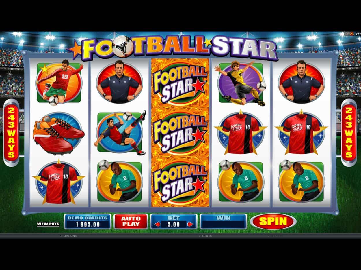 Spiele Football All Stars - Video Slots Online