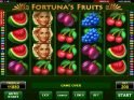 Play online slot Fortuna's Fruits by Amatic