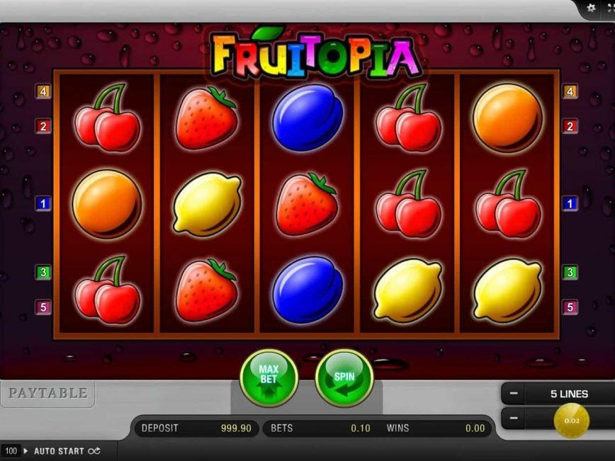 No download game Fruitopia online