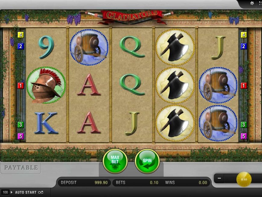 No download game Gladiators for free