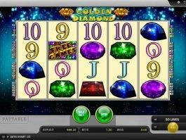 Slot machine Golden Diamond online