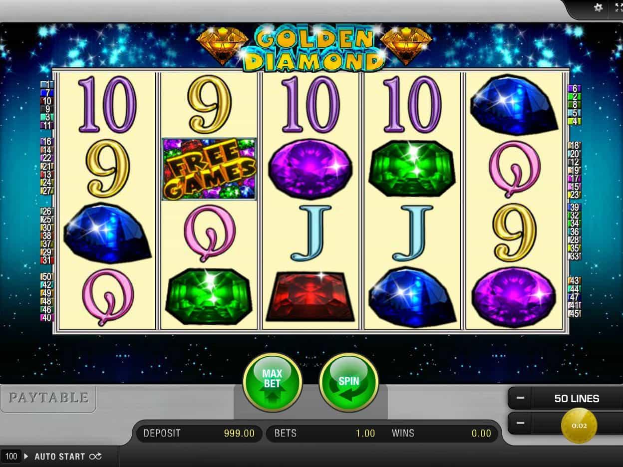 Spiele Golden Diamond - Video Slots Online