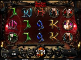Hansel and Gretel Witch Hunters free slot game for fun