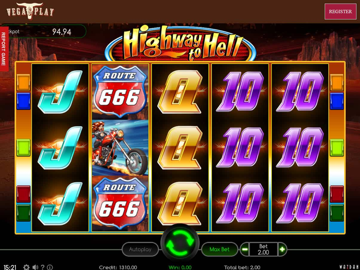 Spiele Highway To Hell - Video Slots Online