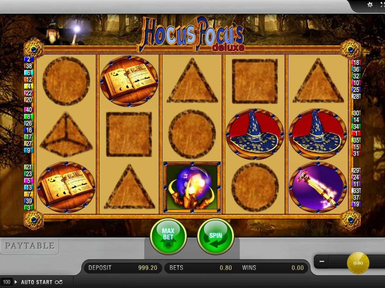 Play Hocus Pocus Online