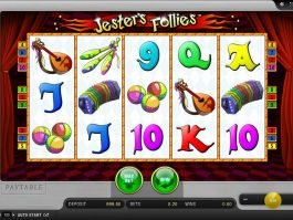 No download game Jester's Follies
