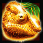 Special symbol from King Chameleon online slot machine