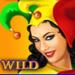 Simbol wild - Joc de aparate Lady Joker