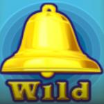 Simbol wild în jocul de cazino online Lucky Bells