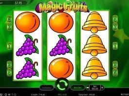 Free casino slot game Magic Fruits