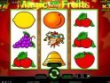 Free casino game Magic Fruits 27