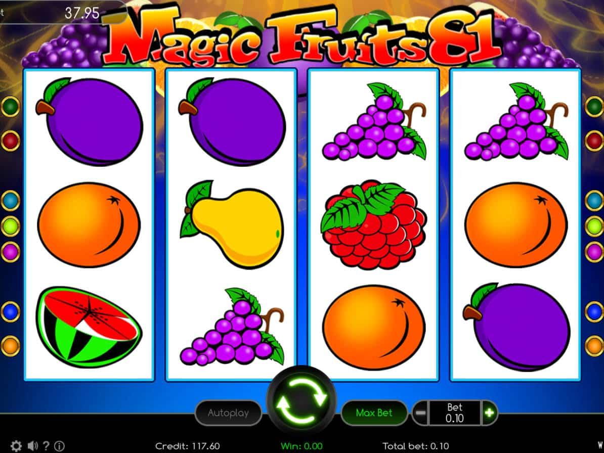 Magic 81 Slot Play Online