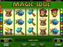 Casino online slot machine Magic Idol