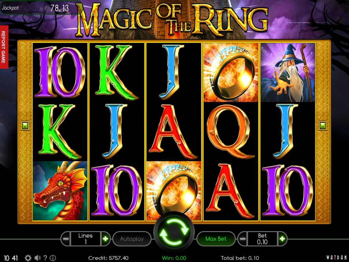 Slot Machine Rng