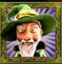 Free casino Merlin's Magic Respisn slot - wild symbol