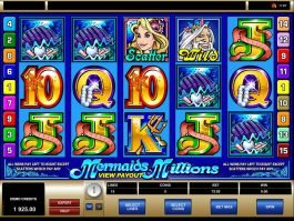 No download game Mermaids Millions for free