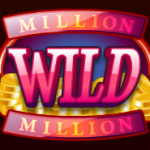 Million Cents HD online slot - wild symbol
