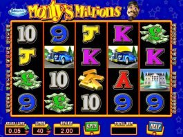 Spin casino game Monty's Millions online