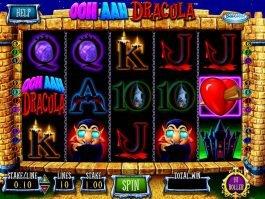 Ooh Aah Dracule free slot no deposit