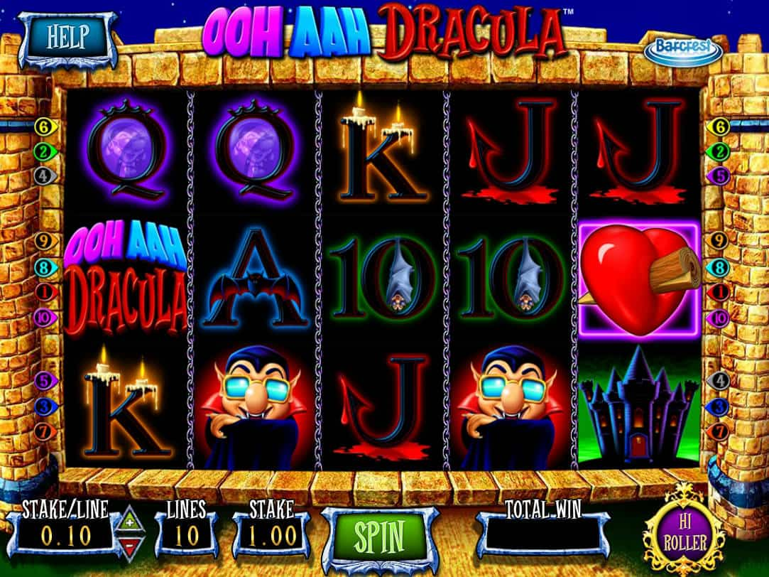 Spiele DraculaS Castle - Video Slots Online