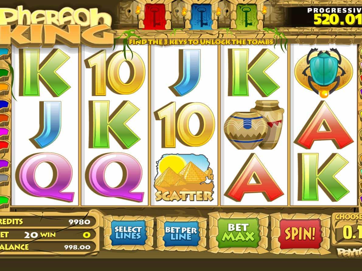 Pharaoh Free Slot Game