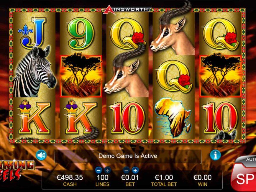 Casino free slot Roaming Reels