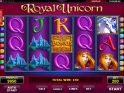 Play free slot game Royal Unicorn no deposit