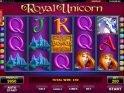 Play free slot game Royal Unicorn no deposit